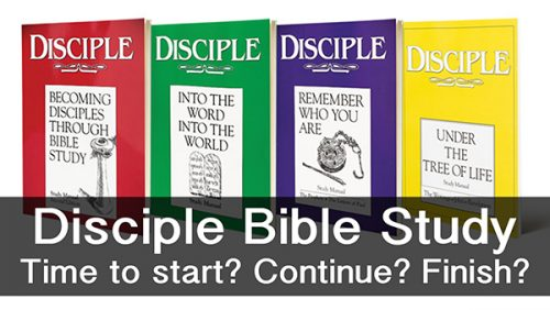 Disciple Bible Study | books | SM
