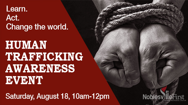 Human Trafficking event | web