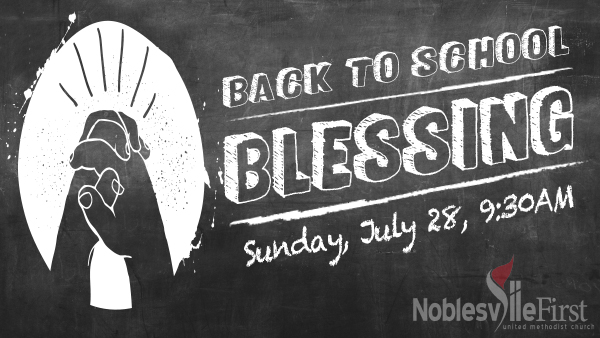 Back-to-School Blessing 2019 | web