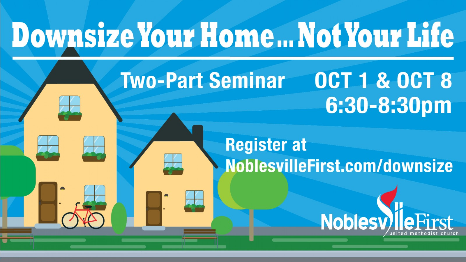 Downsizing Seminar | web