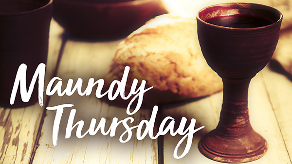 Maundy Thursday | web