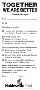 Growth Groups | form2 thumb