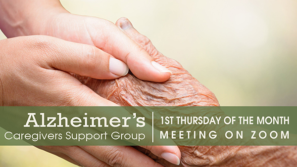 Alzheimer's Caregivers Support Group | zoom web