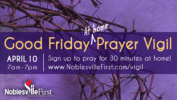 Good Friday Prayer Vigil home | web