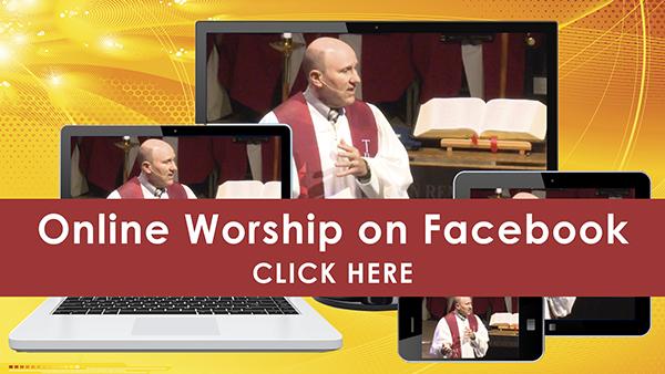 Online Worship on Facebook | click - web
