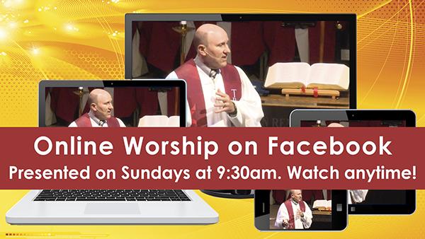 Online Worship on Facebook | web