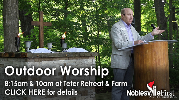 Outdoor worship 2020 | click - slide
