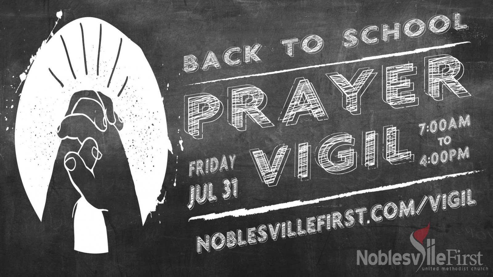 Back-to-School Prayer Vigil _ 2020