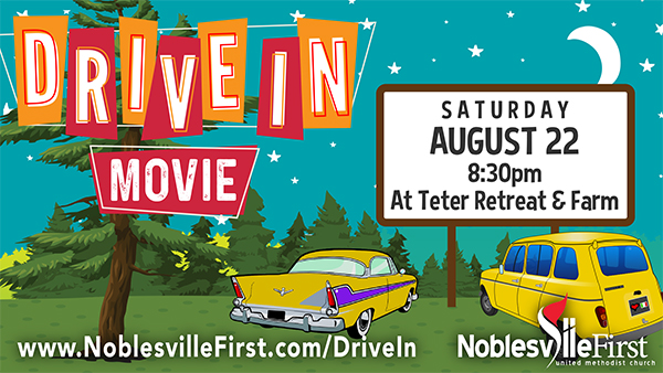 Drive In movie | slide