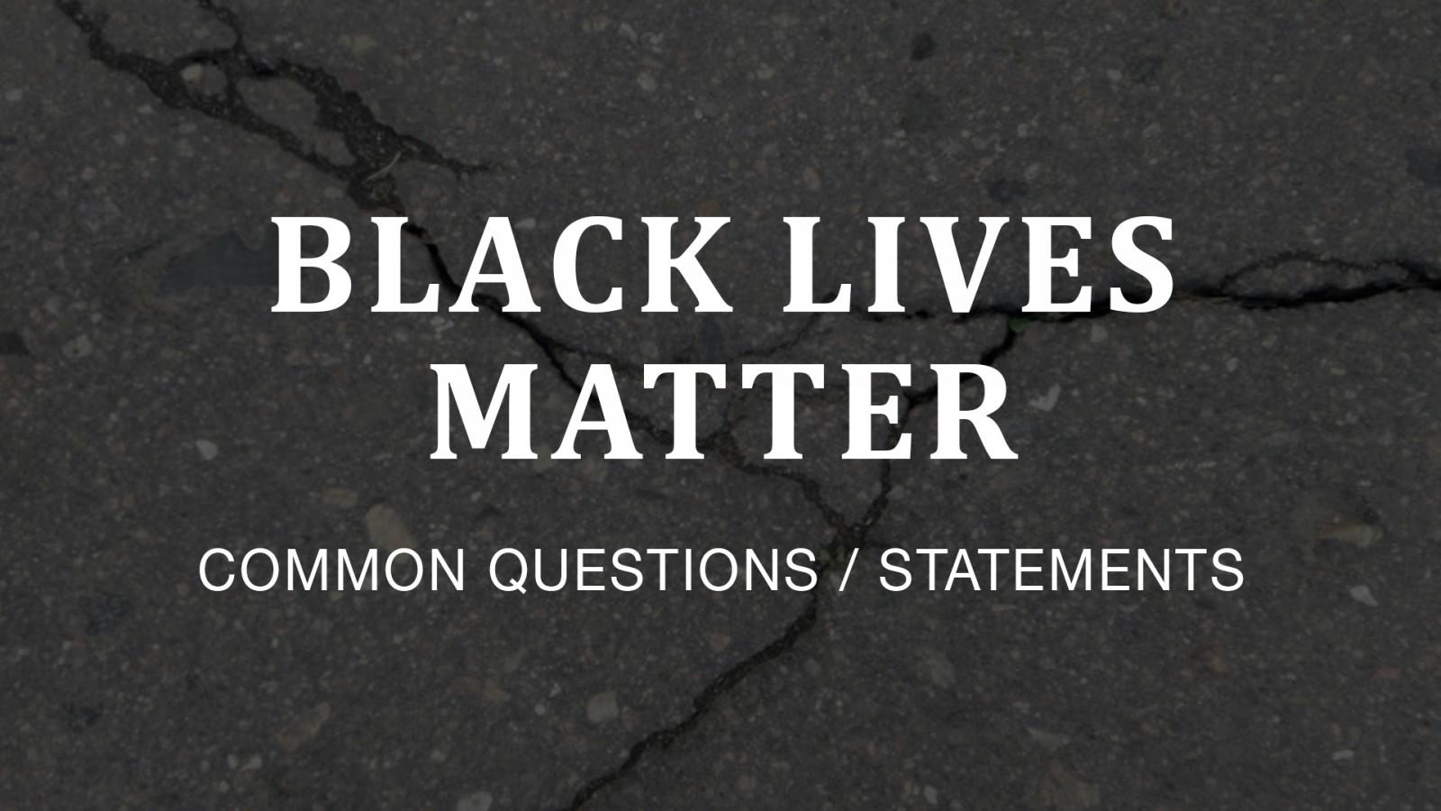 BLM | FAQ web