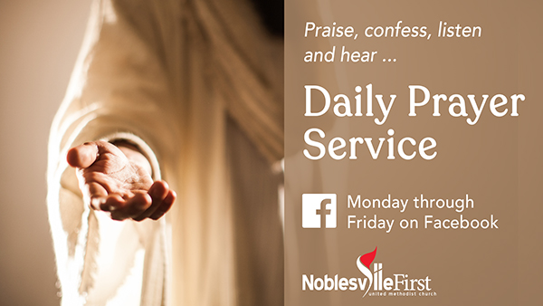 Daily Prayer Service | web - no url