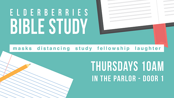 Elderberries Bible Study | SEP 2020 slide
