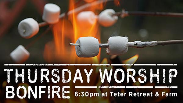 Thursday Worship Bonfire web