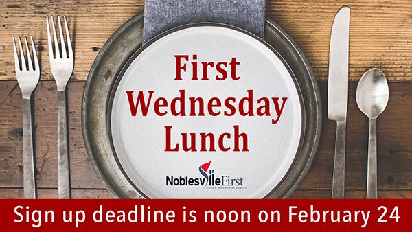 First Wednesday - Mar web