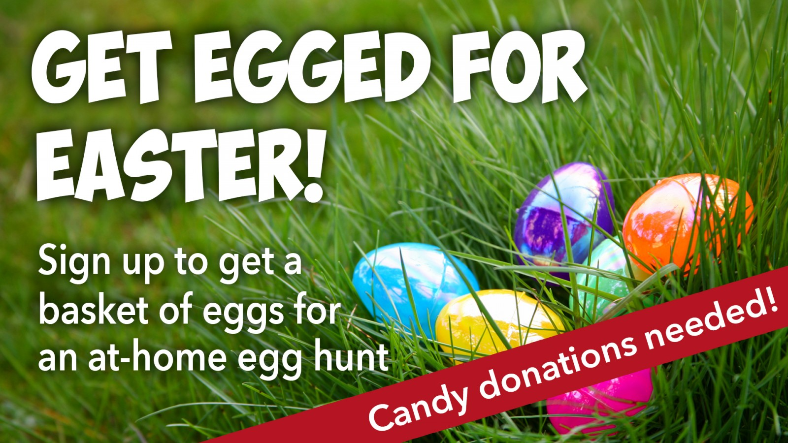 Get Egged | 2021 sign up + donate