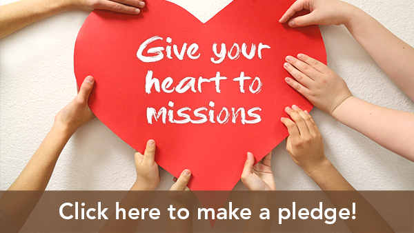 Mission Outreach Sunday | pledge click