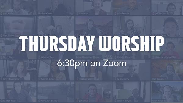Thursday Worship | FEB 2021 web