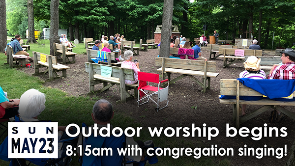 Outdoor worship | 2021 web-c