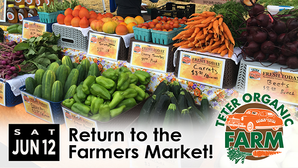 Farmers Market | 2021 start web