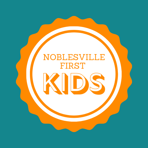 New Noblesville First Kids Square Logo